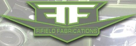 Fifield Fab Logo for Mobile installations in Orange County and Southern California.